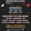 SUPERDUPERKYLE, BAYONNE, LESS IS MORE AND HI-KER ADDED TO AUDIOTREE MUSIC FESTIVAL IN KALAMAZOO, MI