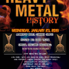 The Premiere of The Documentary Film BAND VS BRAND to Screen at The Hall of Heavy Metal History Gala