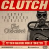CLUTCH ANNOUNCE WINTER PSYCHIC WARFARE TOUR DATES WITH DEVIN TOWNSEND PROJECT & THE OBSESSED