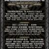 Soundgarden, Def Leppard & Avenged Sevenfold Lead Monster Energy Carolina Rebellion Lineup