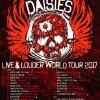 """The Dead Daisies Announce """"LIVE & LOUDER"""" 2017 World Tour & Live Album"""
