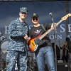 Gary Sinise & the Lt. Dan Band Performs Two Free USO Concerts For Airmen and Their Families