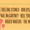 Mega Concert Announced – The Rolling Stones, Paul McCartney, The Who, Bob Dylan,  Roger Waters, Neil Young & Promise of the Real