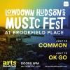 Award-Winning Talents Common and OK GO to Headline Lowdown Hudson Music Fest, July 18 & 19, 2017