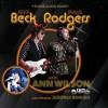 "Jeff Beck & Paul Rodgers + Ann Wilson Announce ""Stars Align Tour"""