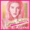 """Lorena Andrea released her first EP titled """"Hey, Wait a Minute"""" with a captivating performance at the Mondavi Center"""