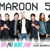 Maroon 5 Announces 2018 Red Pill Blues Tour