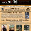 15th Annual May Ride to Support our Troops